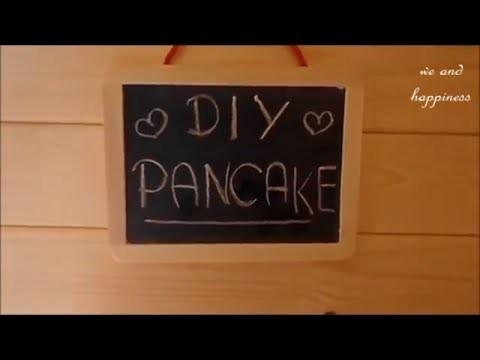 DIY - sweet pancakes ITA