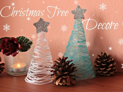 String Christmas Tree - Albero col Cotone
