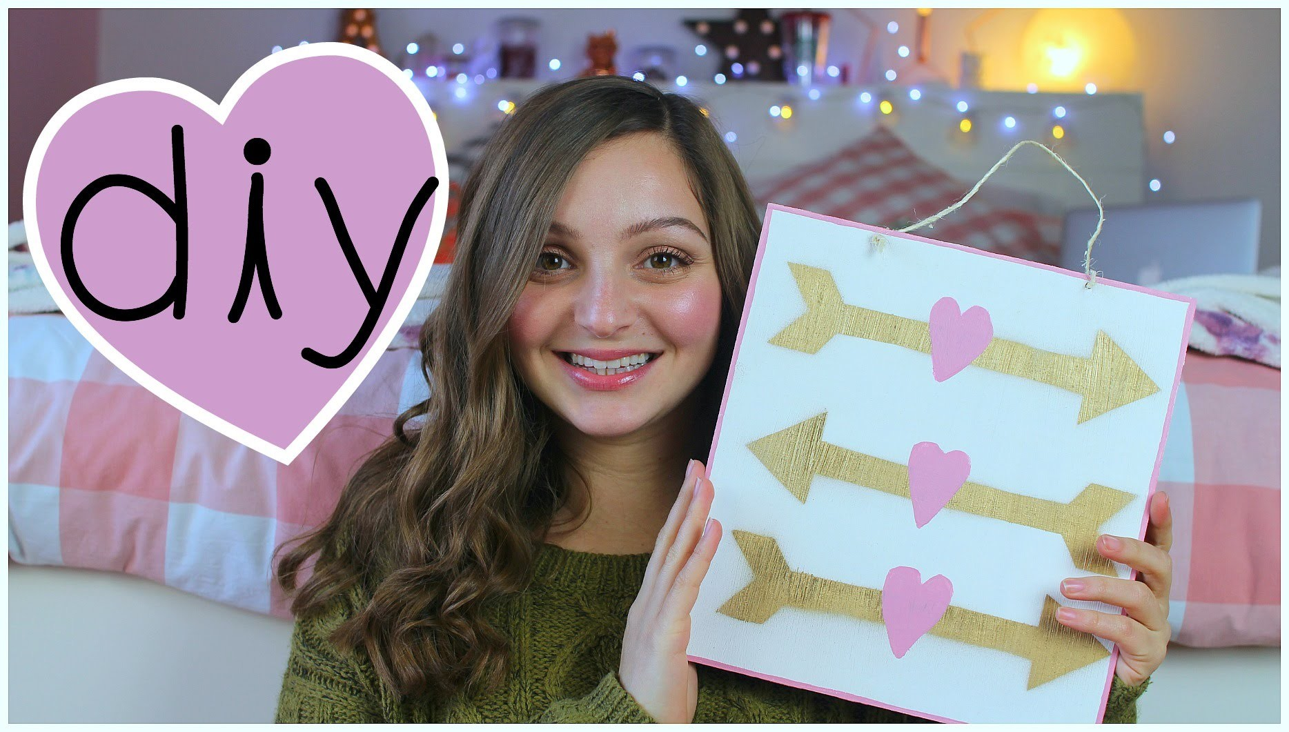 DIY San Valentino Room Decor || Gemminamakeup