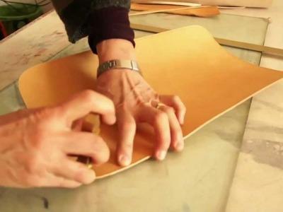 Dealfa: come si realizza una borsa in cuoio