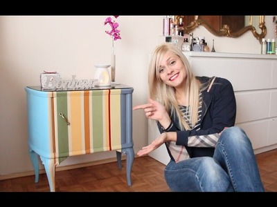 DIY: Room Decor - FAI DA TE mobili - AlicelikeAudrey