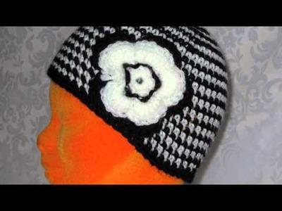 """""""Limoni e Girasoli"""" - Cappelli e sciarpe di lana - Video 2"""