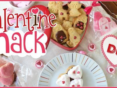 Valentine's Day Snack! DIY #InCucinaConNè