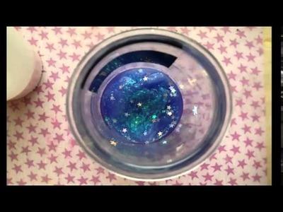 DIY- Galassia in un barattolo !♥