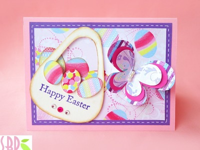Card Auguri di Pasqua - Easter Wishes Card [ENG SUB]