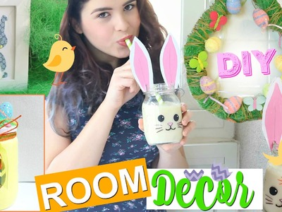 DIY Pasqua ROOM DECOR! | Easy and cute!! | Nancy Joli Bijoux