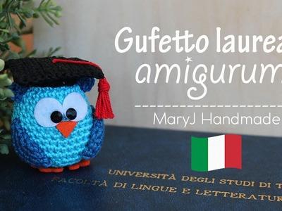 Amigurumi Tutorial Gufetto : Amigurumi, Carota Amigurumi Tutorial uncinetto Crochet ...