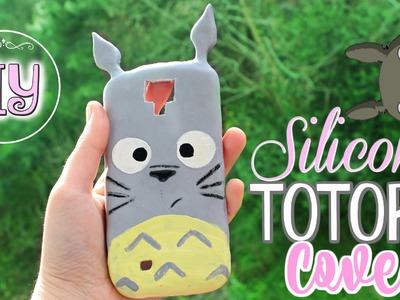 Realizziamo insieme una cover in silicone morbido di TOTORO! *_*
