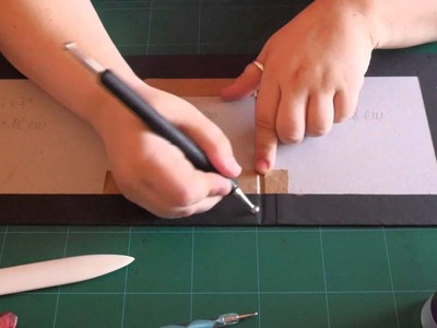Tutorial #1 - mini album 7''x7'' - parte 4 (ultima) - mirtillamente