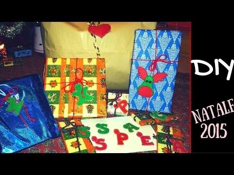DIY Natale 2OI5 • pacchetti personalizzati | Ale Nail Art