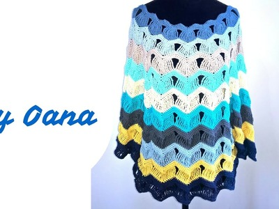 "Maglia ""Bluette"" all'uncinetto -by Oana"