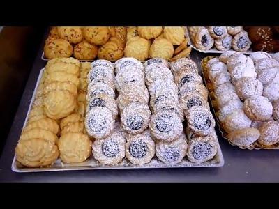 Ricetta Biscotti Dolci - Pasta Frolla Montata con Margarina : Video Tutorial Pasticceria