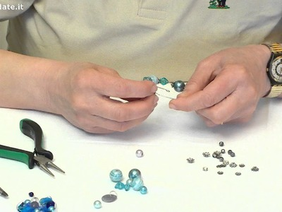 Tutorial braccialetti con perline fai da te