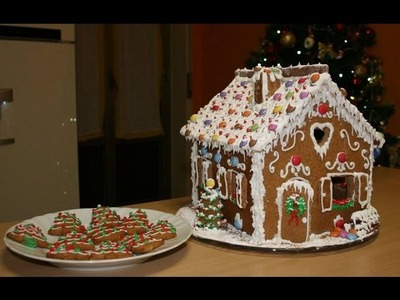 Casetta di Natale di Greedy e Silvia Gingerbread House