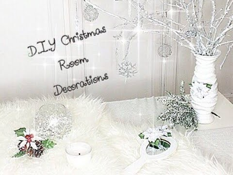 D.I.Y Christmas Room Decorations | Bonbons Maquillage