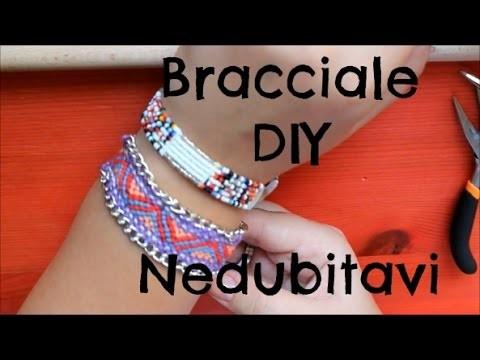 DIY Braccialetto dell' Amicizia | Nedubitavi