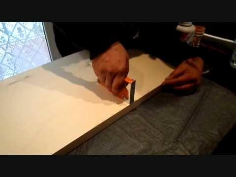 DIY :Porta Orecchini valigetta