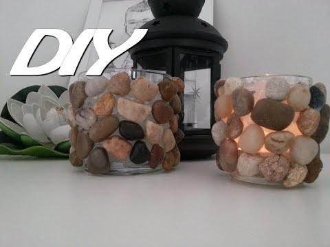DIY: Riutilizzare i contenitori delle candele