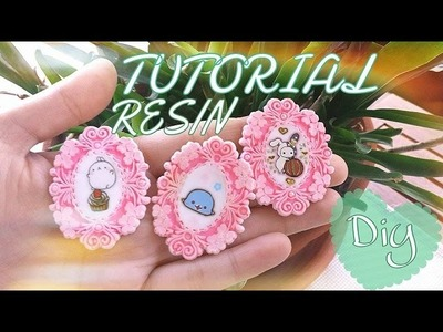 Cammeo duocolor resina. Cameo Filigree resin Tutorial