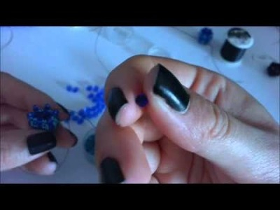 Tutorial sfera super duo beads-twin beads