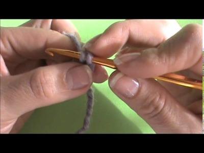 Tutorial Crochet Punto Vareta