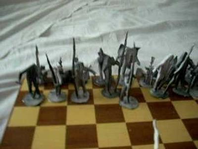 Chess origami [scacchi]