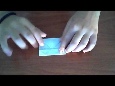Origami cuna
