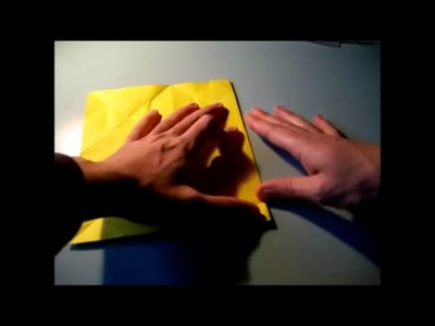 Tutorial ITA - Come creare un Pikachu fatto con la tecnica dell'Origami :)
