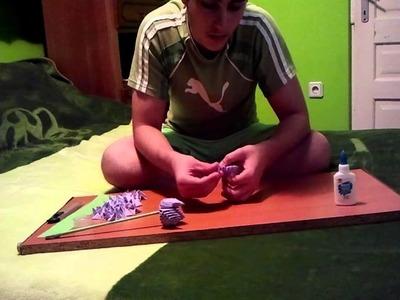 Tutorial origami 3D - Flori