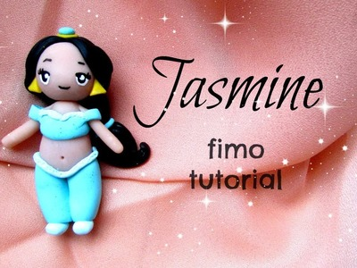 ❤ Jasmine - Fimo Tutorial ❤