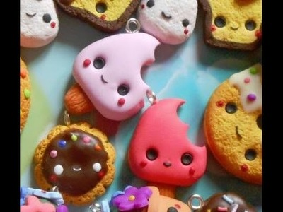 #4 Kawaii ICE CREAM polymer clay tutorial