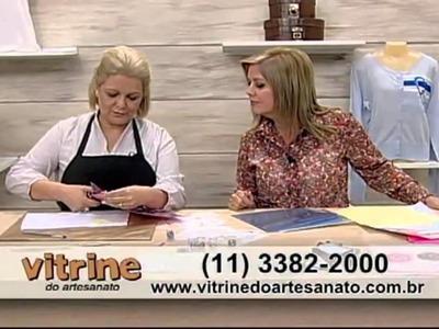 Vitrine do Artesanato  - SBT Litoral - 17.07.2013