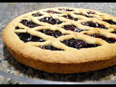 Ricetta e tutorial crostata - Italian Marmalade Tart