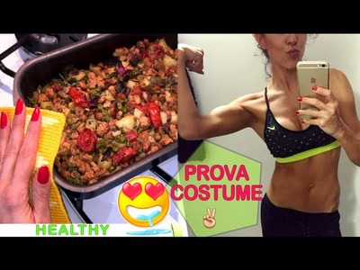 RICETTA VEGANA e PROTEICA che SAZIA ma NON FA INGRASSARE!!! | Carlitadolce - Healthy Vegan Recipe