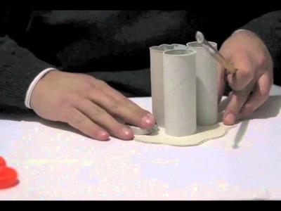 RICULT #5 Costruire un portapenne di cartone