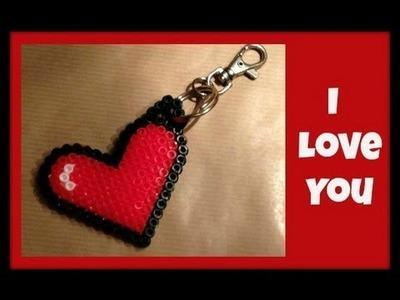 San Valentino: Portachiavi (Fai da Te) - Arte per Te -