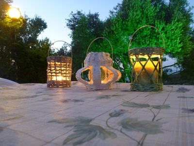 Tutorial lanterne (3 tipi)