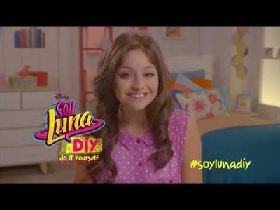 Soy Luna DIY Do it yourself - Lunatizza la tua estate - Colorazione Tie-Dye - #soylunadiy