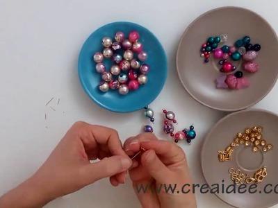 Collana Boho - Tutorial DIY di Creaidee
