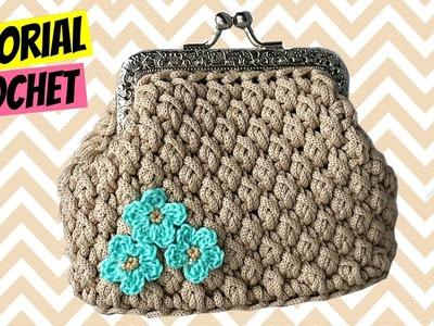 "Tutorial uncinetto ""punto Marine"" | Crochet ""Marine stitch"" || Katy Handmade"
