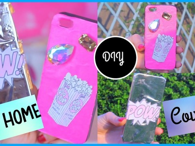 DIY cover smartphone - Creare le cover per cellulare da soli Tumblr Inspired using Opera