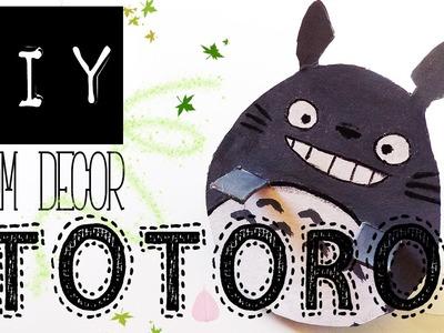 DIY Room Decor 2016 - Totoro frame