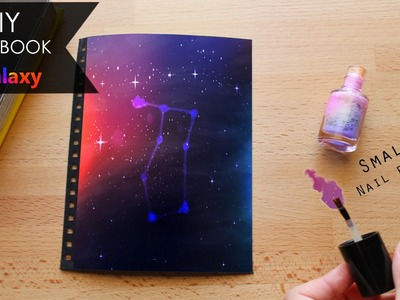 DIY Notebook ✮ Galassia | Galaxy