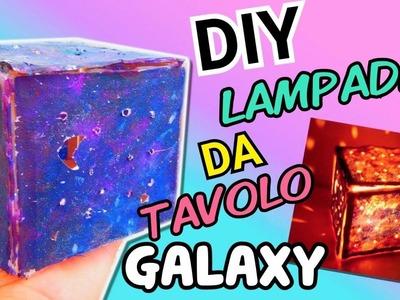 Provo a fare UNA LAMPADA GALAXY  (DIY GALAXY LAMP) Iolanda Sweets