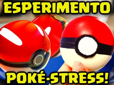 COME CREARE POKEBALL ANTISTRESS IN CASA!! DIY [ESPERIMENTO] TUTORIAL ITA By GiosephTheGamer