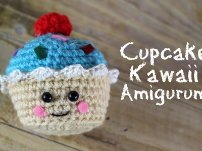 Cupcake Kawaii Amigurumi [con Annalisa] | World Of Amigurumi
