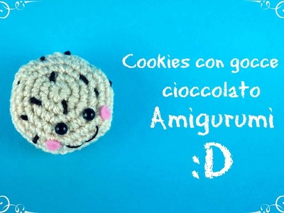 Cookies con gocce di cioccolato | World Of Amigurumi
