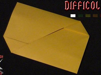[ORIGAMI ITA] Busta Per Le Lettere || Origami Utili