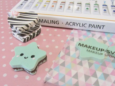 TUTORIAL: Squishy con materiali di Tiger :D | ErikaKawaii