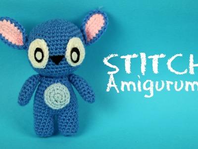 Stich Amigurumi | World Of Amigurumi